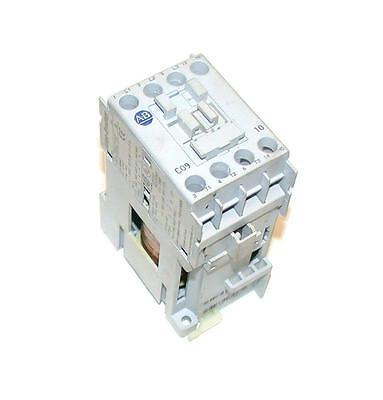 Allen Bradley 100-c09z10 Motor Starter Relay 24 Vdc 9 Amp