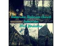 Paranormal Investigation @Todmorden Unitarian Church