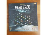 Star Trek Catan: Federation Space Expansion (Board Game)