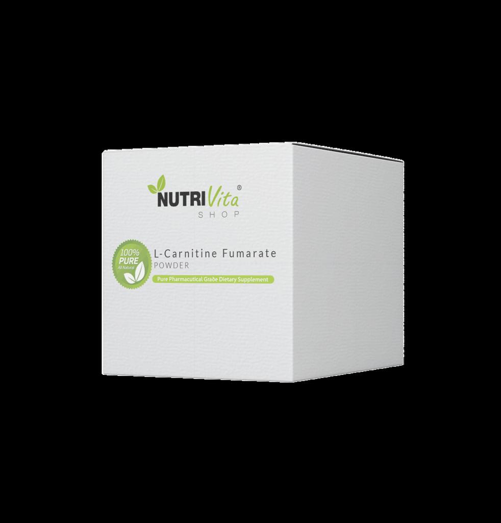 25kg (55lbs) 100% Pure L-Carnitine Fumarate Powder nonGMO USA USP Grade