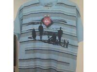 quicksilver t-shirt size medium