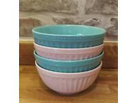 Ice cream bowls