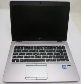 """Laptop HP Elitebook 840 G3 -14"""" Intel Core i5 6300U 2.5GHz -256GB SSD +500GB HDD -8GB RAM +Win10 Pro"""