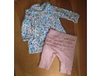 Baby girl up to one month bundle
