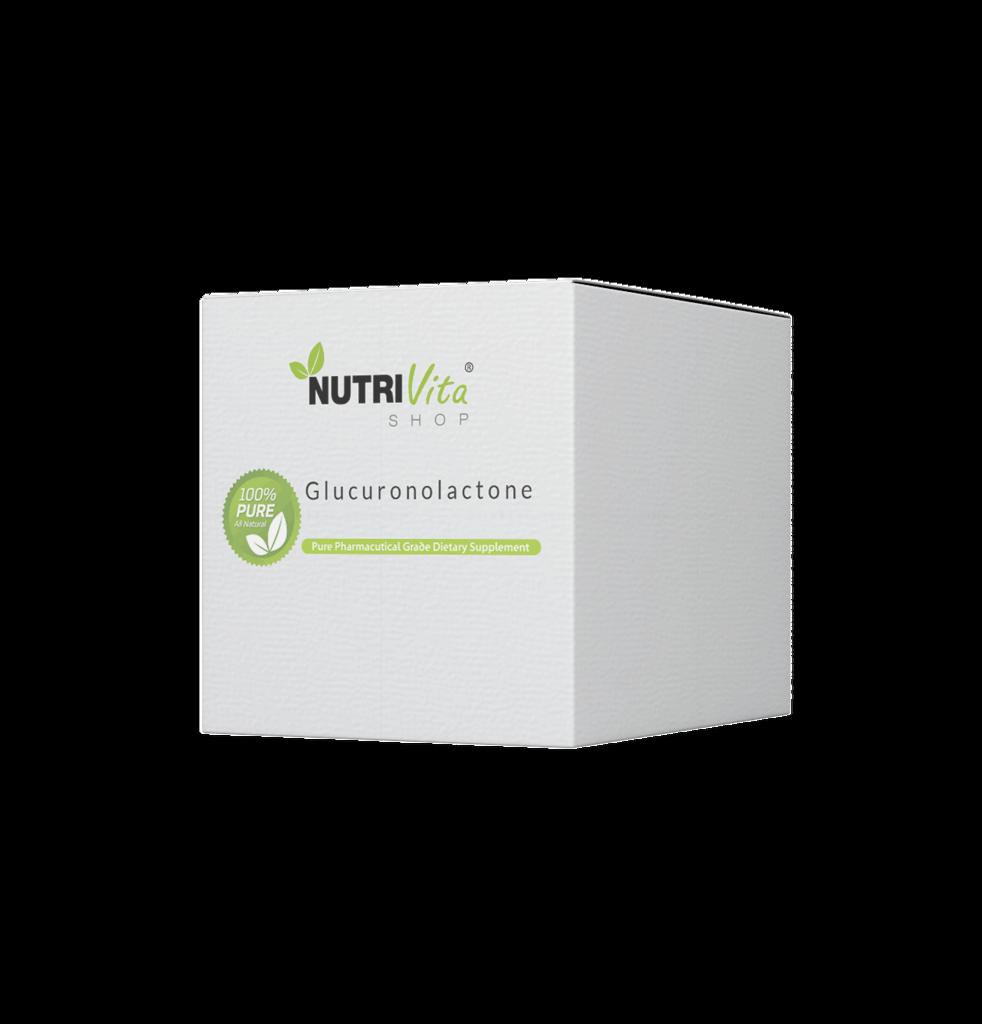 5000g (11lbs) 100% Pure Glucuronolactone Powder Energy Alertness USP USA nonGMO