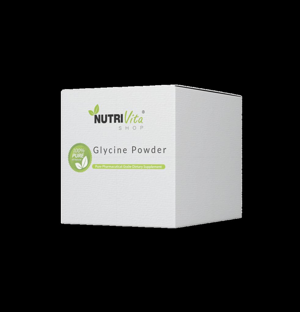 1000g (2.2lbs) 100% Pure L-Glycine Powder USP Grade nonGMO USA Free Shipping