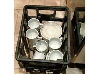 POTS, POTS, POTS - Big steak Plates, Pizza Plates etc etc - 100 Pieces