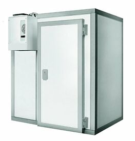 Ex- Display Cold Room / Walk In Chiller Room ( 2m x 2m )
