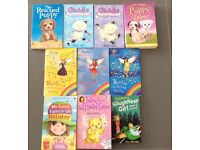 Girls Books, Animal Stories, Fairy Stories, Some New x 10