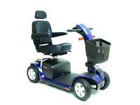 """Pride Colt Plus Mobility Scooter (30AH) Mobility Scooter - Feature Rich 10"""" Scooter"""