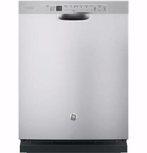 Lave-vaisselle en acier inoxydable 24''
