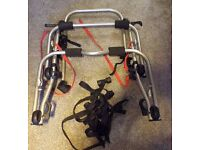 Car Rear Bike Rack 3 bikes