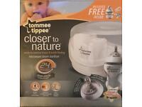 Tommee Tipper microwave steam steriliser