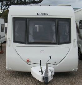 ELDDIS, CHATSWORTH 515 2011, *DOUBLE DINETTE* 5 BERTH CARAVAN