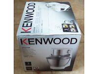 Brand New in sealed box – Kenwood 900w – 4.3 Litre Food Mixer – Model No. KM280