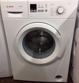 67 Bosch WAB24161 6kg 1200 Spin White LCD A+ Rated Washing Machine 1 YEAR GUARANTEE FREE DEL N FIT