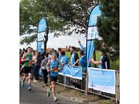 Cheering and charity village volunteers needed at the Great North Run