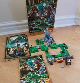 LEGO Heroica 3858 Waldurk Forest Game