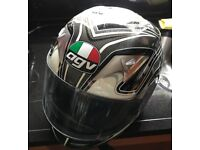 AGV ti-tech ML helmet Size M 57-58cm