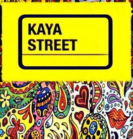 Looking for charismatic front vocalist/MC for Kaya Street Soundsystem