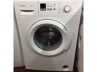 23 Bosch WAB24161 6kg 1200 Spin White LCD A+++ Rated Washing Machine 1 YEAR GUARANTEE FREE DEL N FIT
