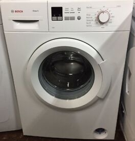 78 Bosch WAB24161 6kg 1200 Spin White LCD A+++ Rated Washing Machine 1 YEAR GUARANTEE FREE DEL N FIT