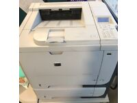 HP LASER PRINTERS JOBLOT X4 ALL TESTED WORKING