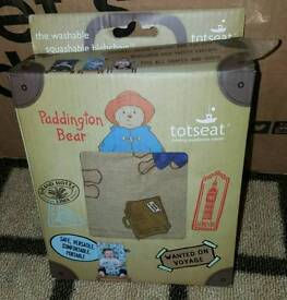 Paddington bear totseat
