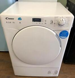 BRAND NEW HOOVER CANDY 9KG CONDENSER TUMBLE DRYER IN WHITE BARGAIN...!!!