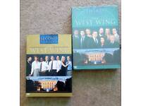 """2 X The """"West Wing"""" DVD Boxsets"""