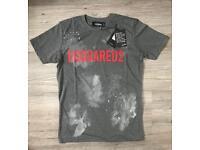 Dsquared T-Shirt 2 models