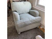 WILLOW & HALL Sofa Armchair