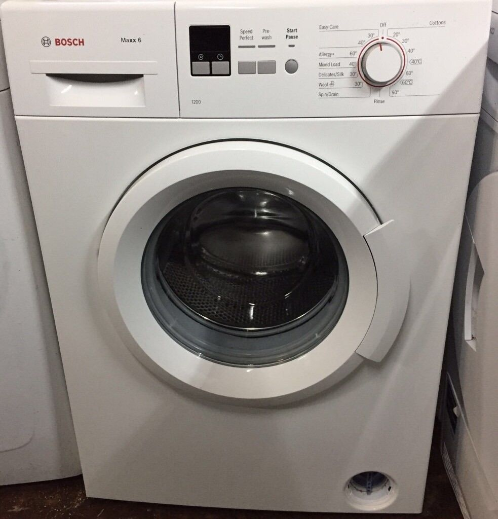 98 Bosch WAB24161 6kg 1200 Spin White LCD A+++ Rated Washing Machine 1 YEAR GUARANTEE FREE DEL N FIT