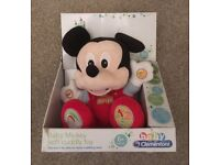 Baby Clementoni Baby Mickey - sounds and music