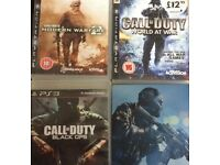 PS3 games £2.50 each or £5 for lot