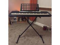 Keyboard electric