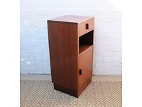 Deco Tall Bedside Table