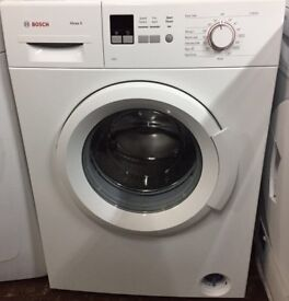 33 Bosch WAB24161 6kg 1200 Spin White LCD A+++ Rated Washing Machine 1 YEAR GUARANTEE FREE DEL N FIT