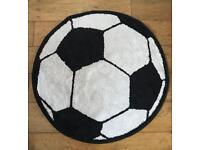 NEXT Football rug