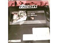 Icon Variant Motorbike Helmet XL