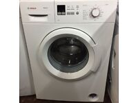 48 Bosch WAB24161 6kg 1200Spin White A+Rated LCD Washing Machine 1YEAR WARRANTY FREE DEL N FIT