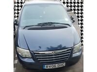 Chrysler Grand Voyager Automatic 5 Doors,7 Seater,2006,Very good condition,Fold away Seat,Spacious