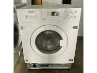 7kg Siemens IQ300 Nice Integrated Washer & Dryer (Fully Working & 3 Month Warranty)