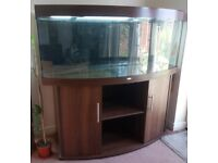 Vision 450 Fish Tank, Stand & Extras