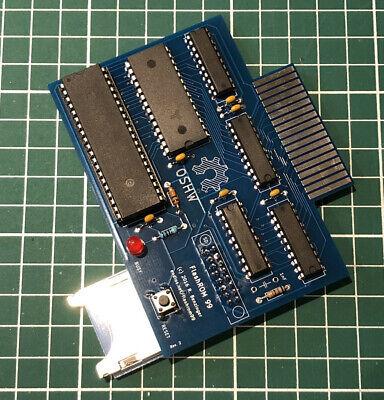 Flashrom99 - Ti99/4A - Emulateur de cartouche pour Ordinateur Texas Instruments