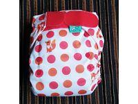 ~New~ Totsbots reusable cloth nappies tots bots diapers