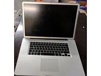 "apple macbook pro 17"" 2011 i7 processor with original box **can post** look@@!!"