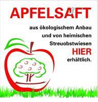 Apfelsaft aus ökologischem Anbau Sachsen - Kreischa Vorschau