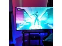 SONY BRAVIA 50inch HD 3DLed TV Perfect Condition with Box and 3D glasses