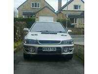 Subaru wrx v2 import